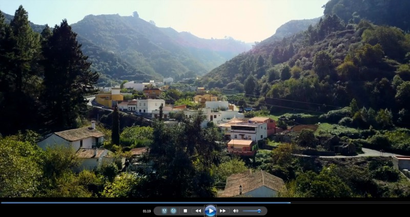 Valleseco Gran Canaria - Video